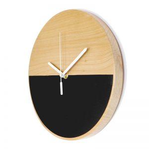 Reloj-de-pared-patagonia-madera-negro-agujas-blancas